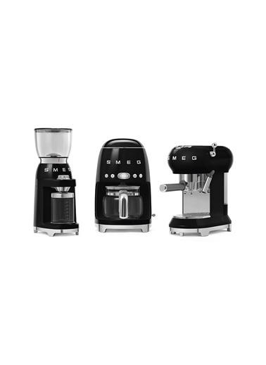Smeg Smeg Kahve Öğütme Makinesi Siyah